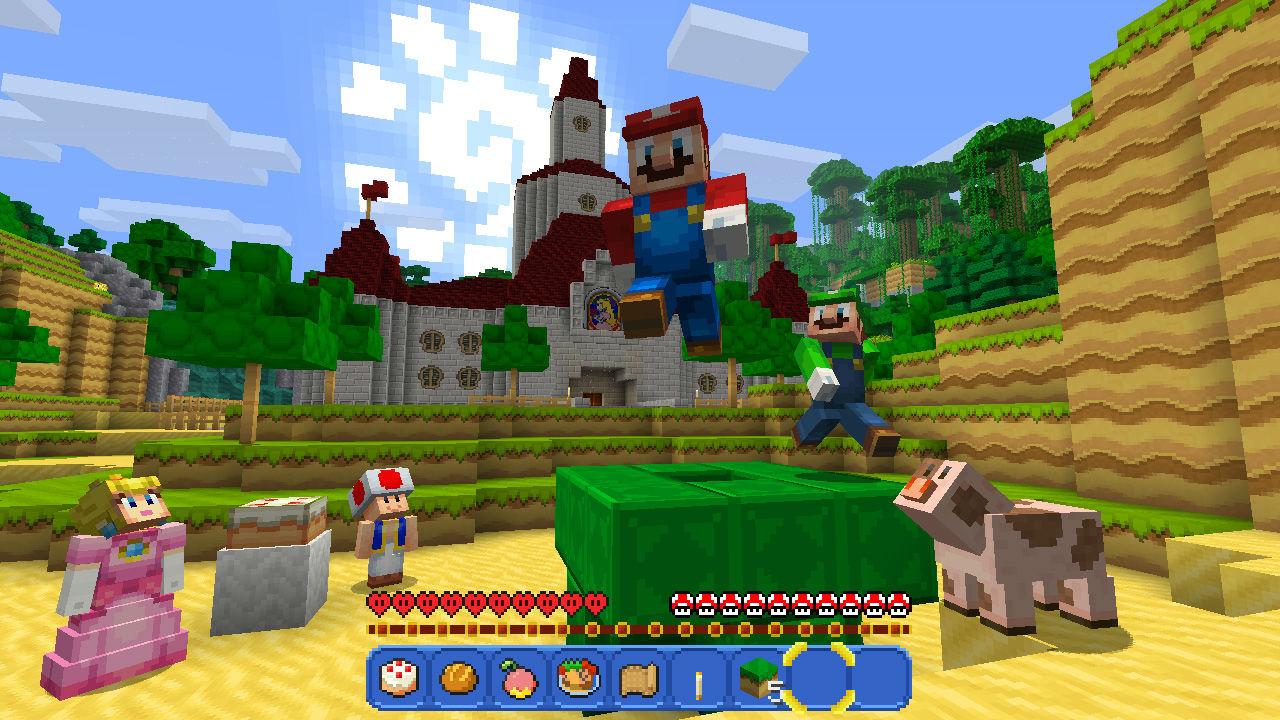 Analisis De Minecraft Para Nintendo Switch Hobbyconsolas Juegos