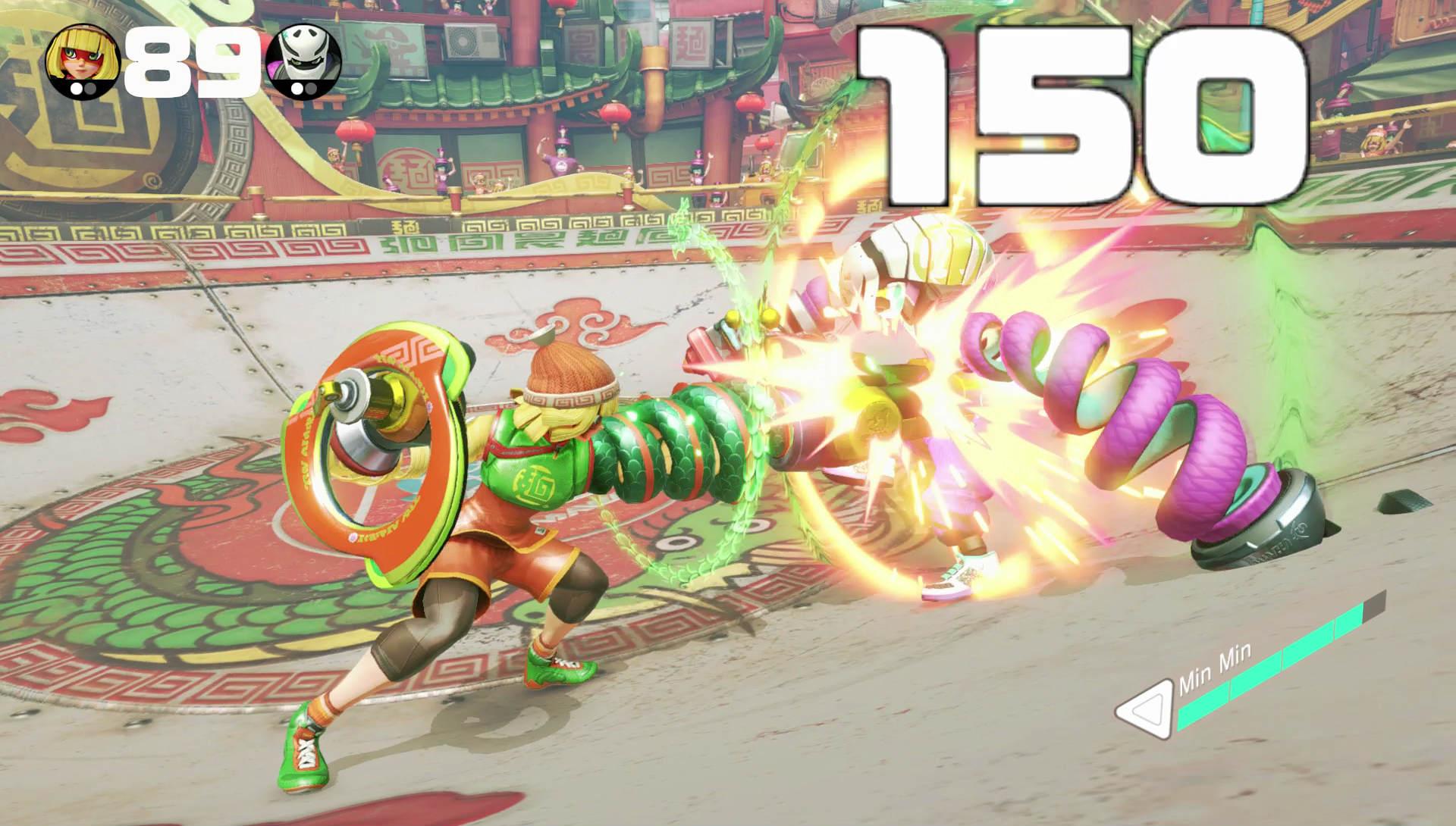 Anlisis De Arms El Juego Lucha Exclusivo Para Nintendo Switch