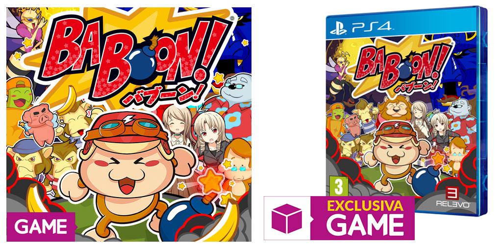 Baboon! para PS4 en GAME