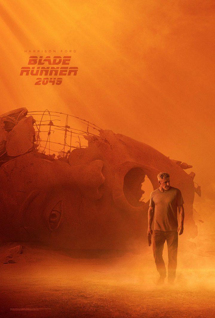 Blade Runner 2049 póster