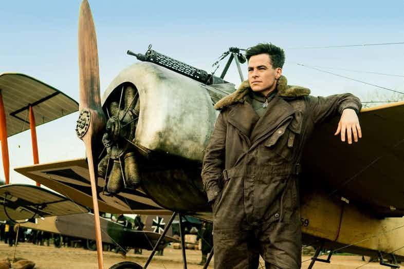 Wonder Woman, Steve Trevor, piloto