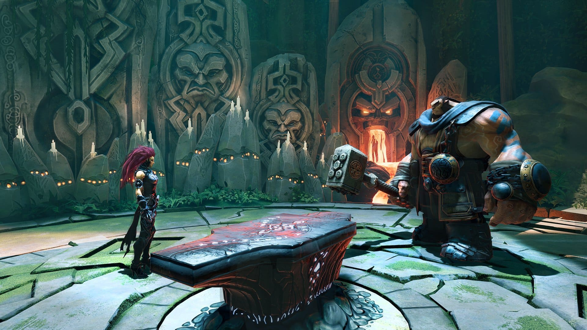 Darksiders III - Primeras imágenes del juego