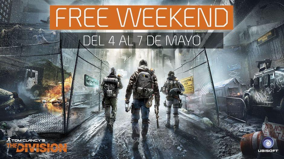 The Division - Fin de semana gratuito