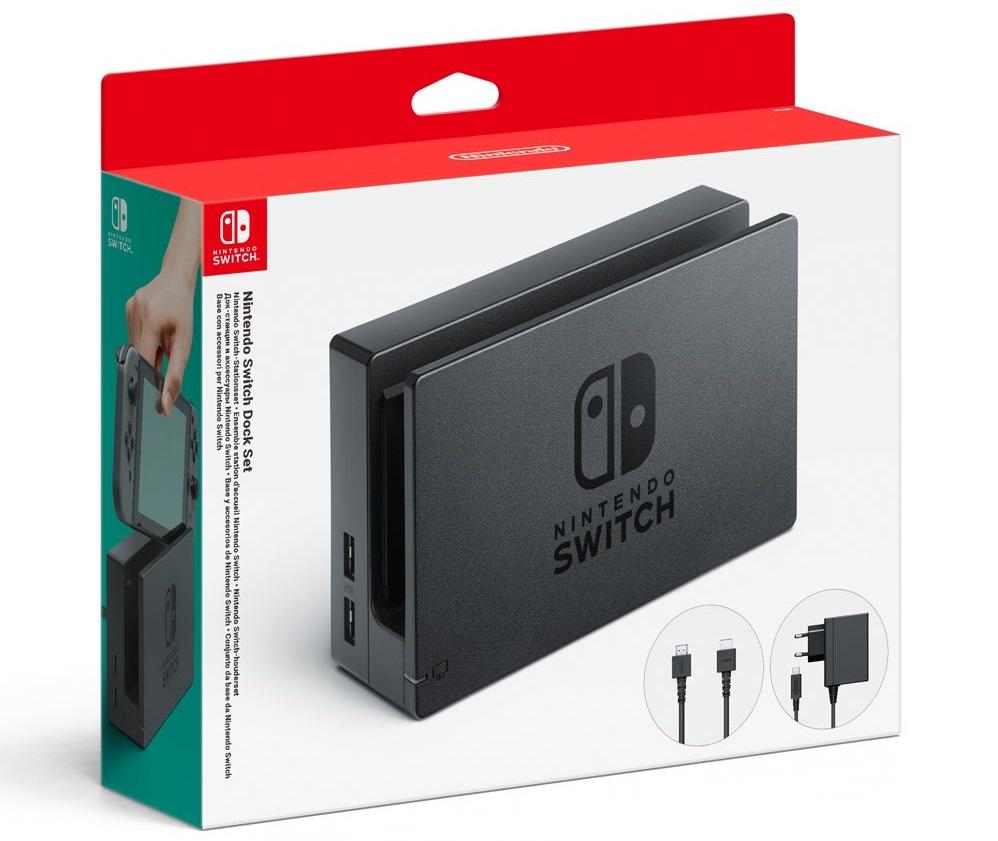 Dock de Nintendo Switch