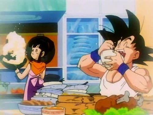 Dragon Ball Machismo (?)