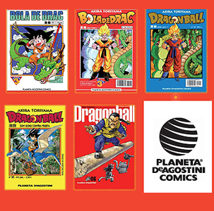 Dragon Ball Serie Blanca