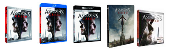 Ediciones Assassin's Creed
