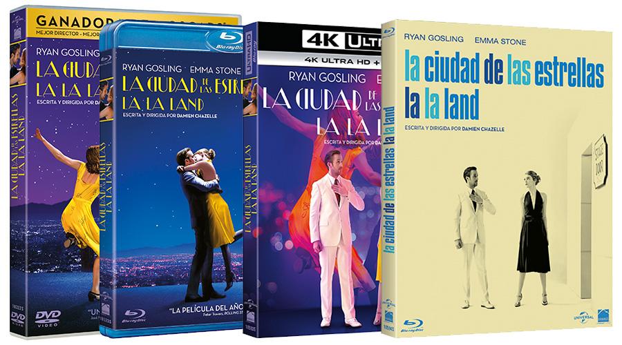 Ediciones La La Land