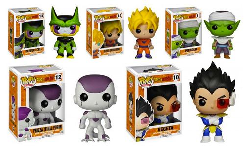 Dragon Ball Super 161 Las Nuevas Figuras Funko Pop