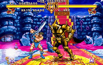 Golden Axe Duel 3