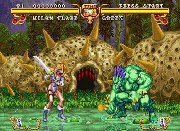 Golden Axe Duel