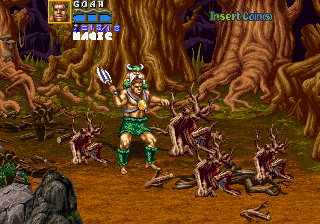 Golden Axe Revenge