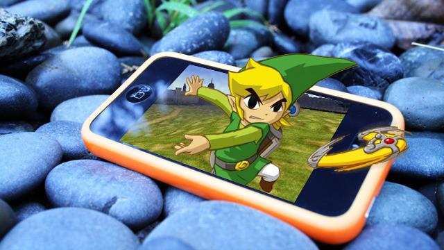 Zelda para móviles