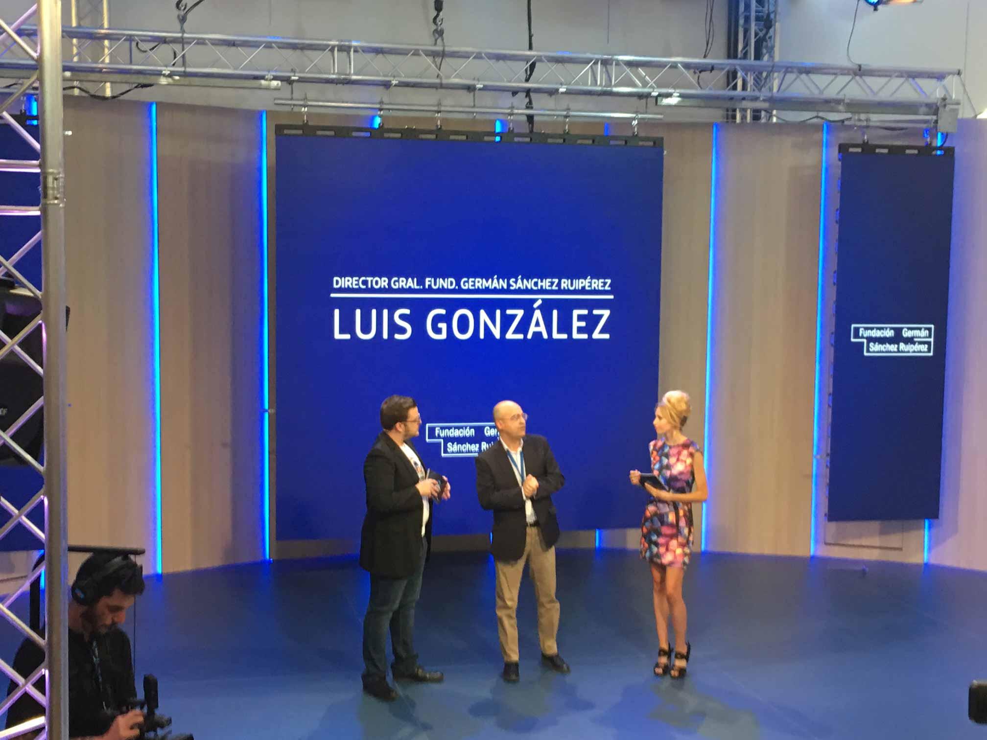 Luis González Movistar Riders