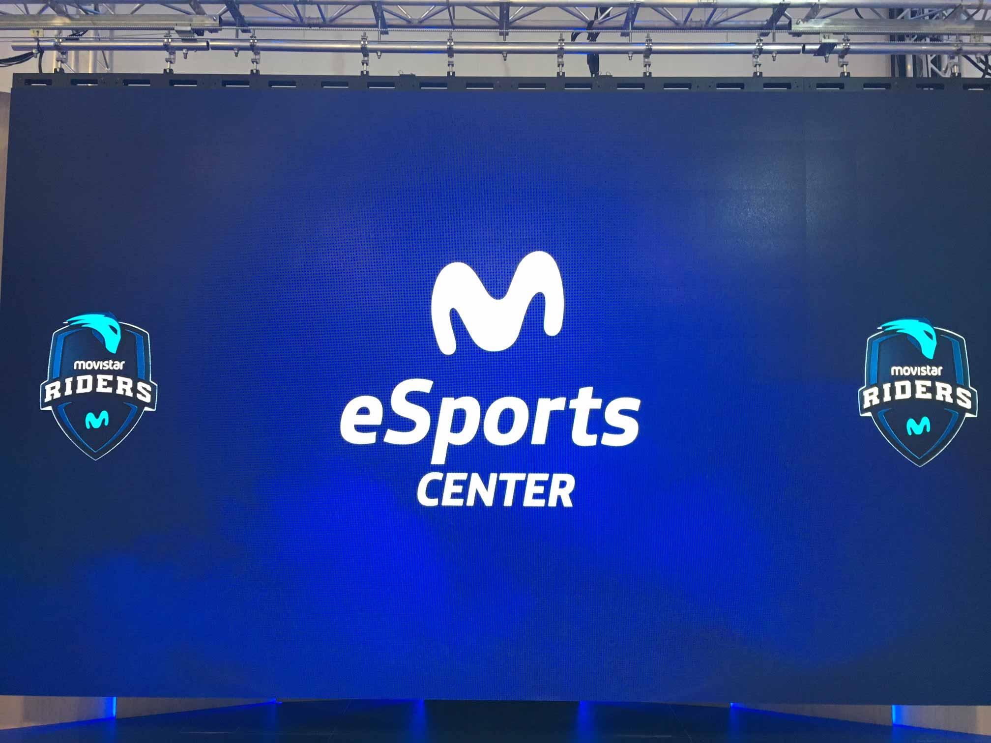 Movistar eSports Center