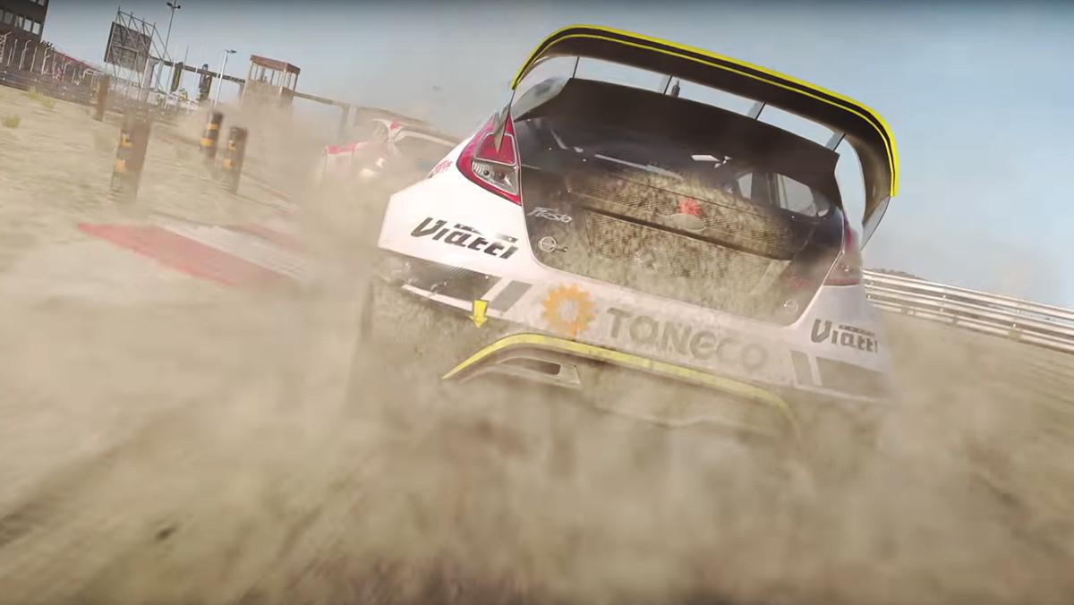 Nuevo tráiler de Dirt 4: ahora con más rallycross