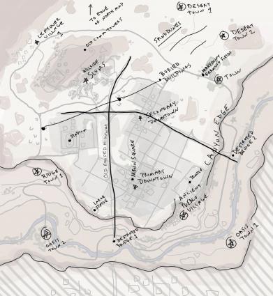 PlayerUnknown's Battlegrounds - Nuevo mapa