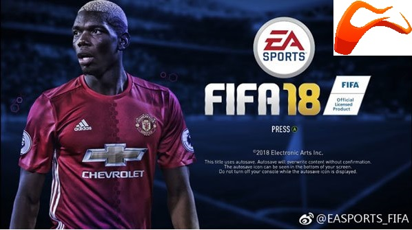 Pogba FIFA 18