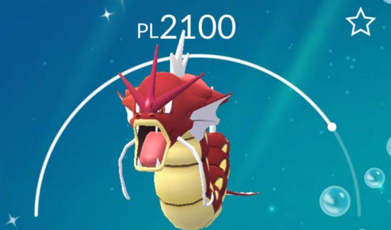 Pokémon GO Gyarados