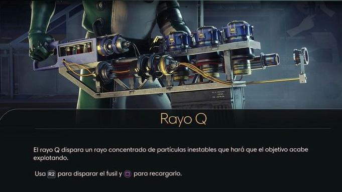 Prey 2017 Rayo Q