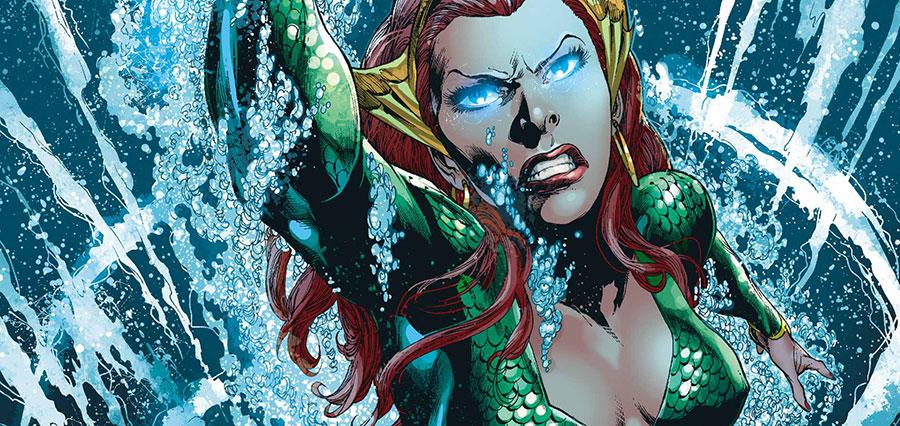 Primera imagen de Mera en Aquaman