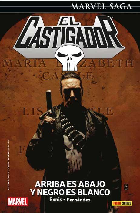 The Punisher: Arriba es abajo y negro es blanco