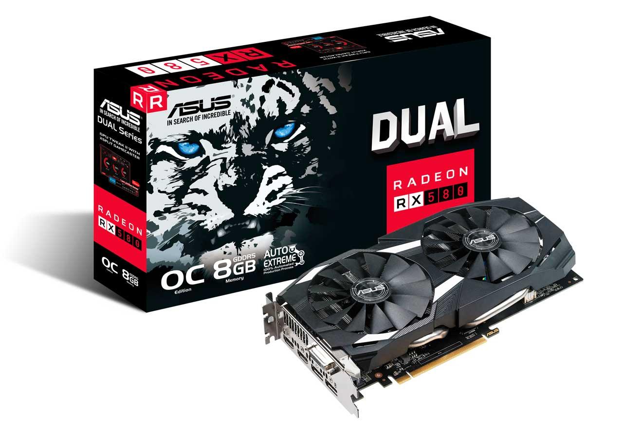 RX 580 Dual