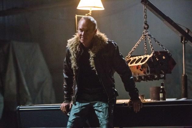 Michael Keaton, El Buitre