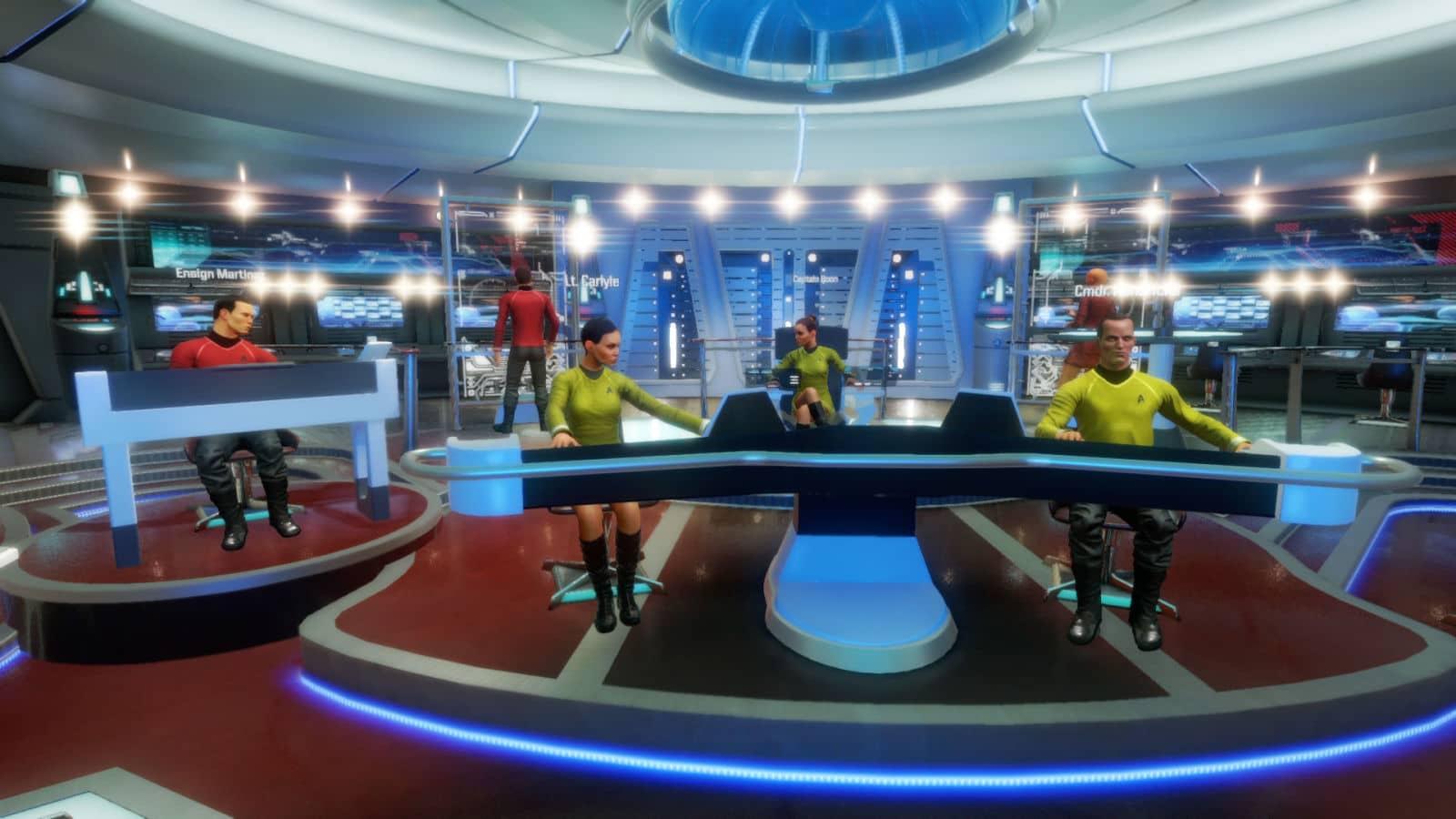 Star Trek Bridge 3