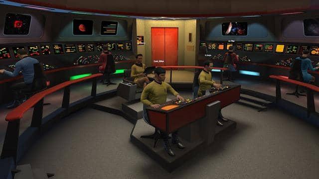 Star Trek Bridge 4