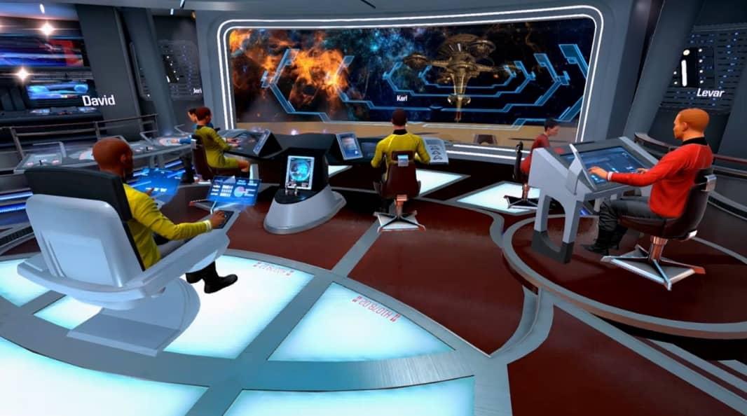 Star Trek Bridge 5