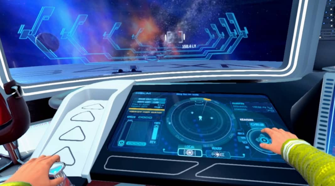 Star Trek Bridge 7
