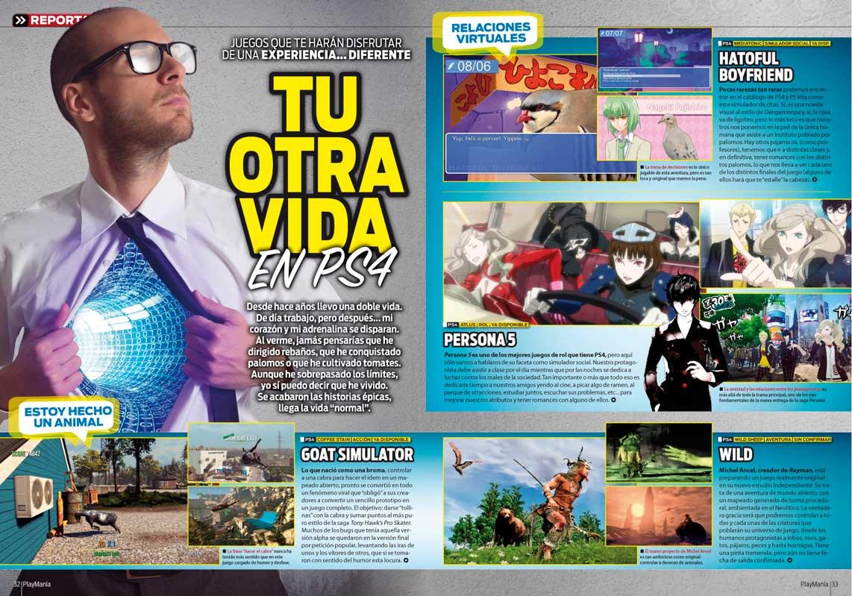 Tu otra vida en PS4