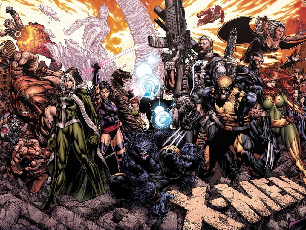 Resultado de imagen para X-Men comic