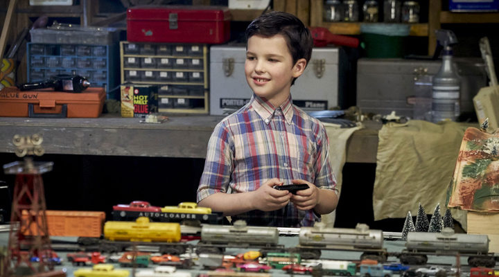 Young Sheldon, spin-off de The Big Bang Theory
