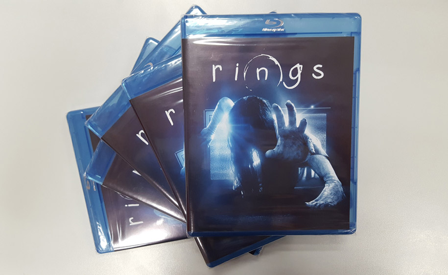 Concurso Rings - premios
