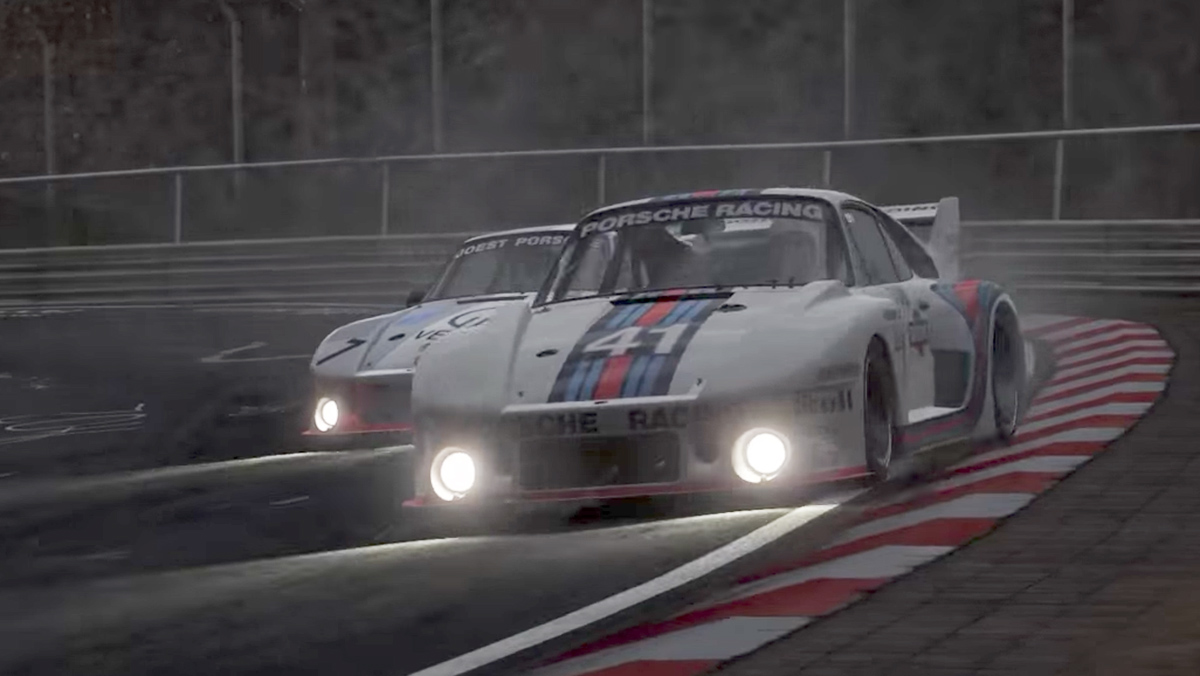 Los Porsche que podrás pilotar en Project Cars 2