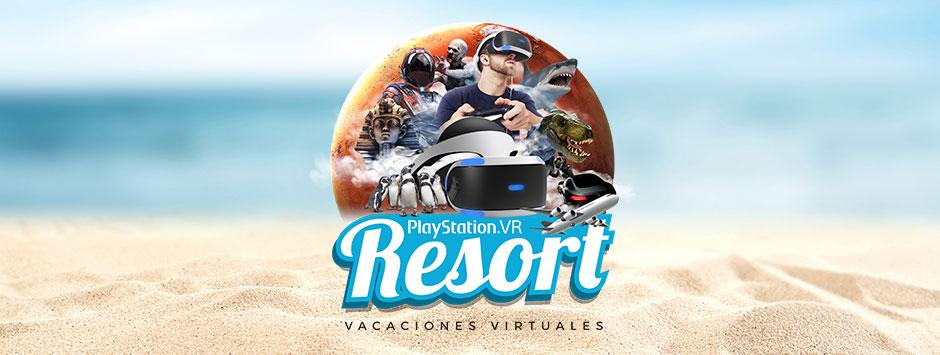 PS VR Resort