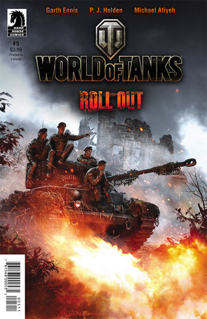 World of tanks roll out 3