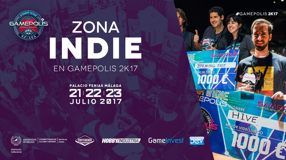 Zona Indie Gamepolis