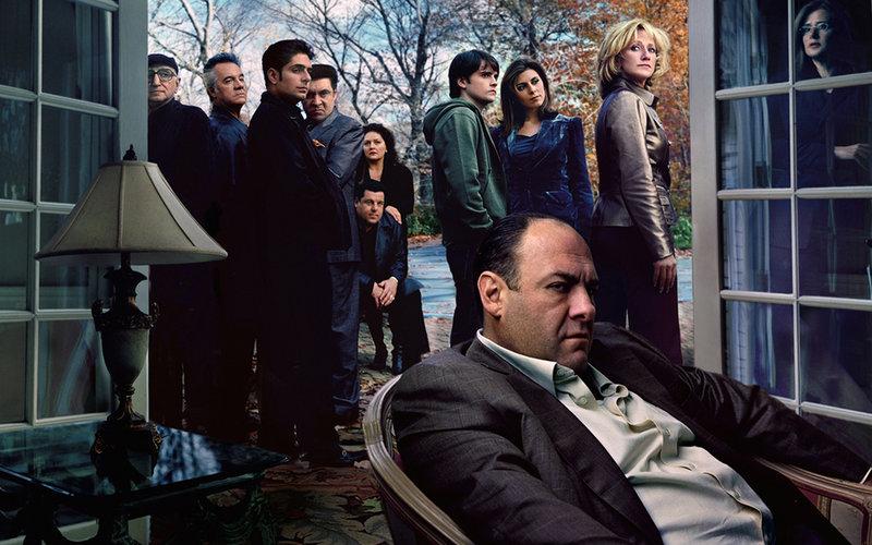 Hijo de James Gandolfini será Tony Soprano en precuela de la serie