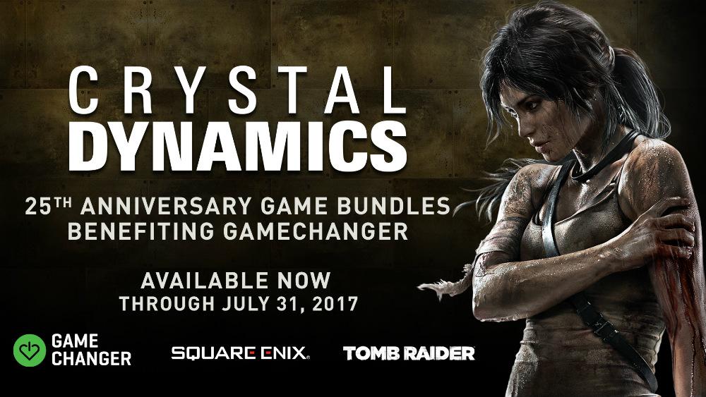 25 aniversario de Crystal Dynamics