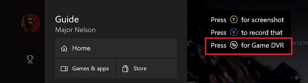 Nuevas funciones Xbox One
