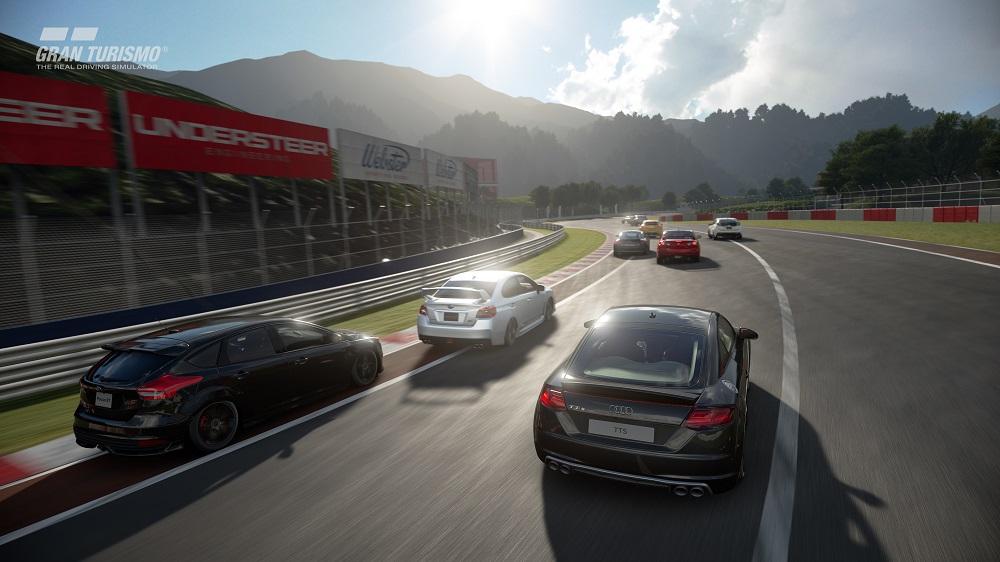 Avance de GT Sport