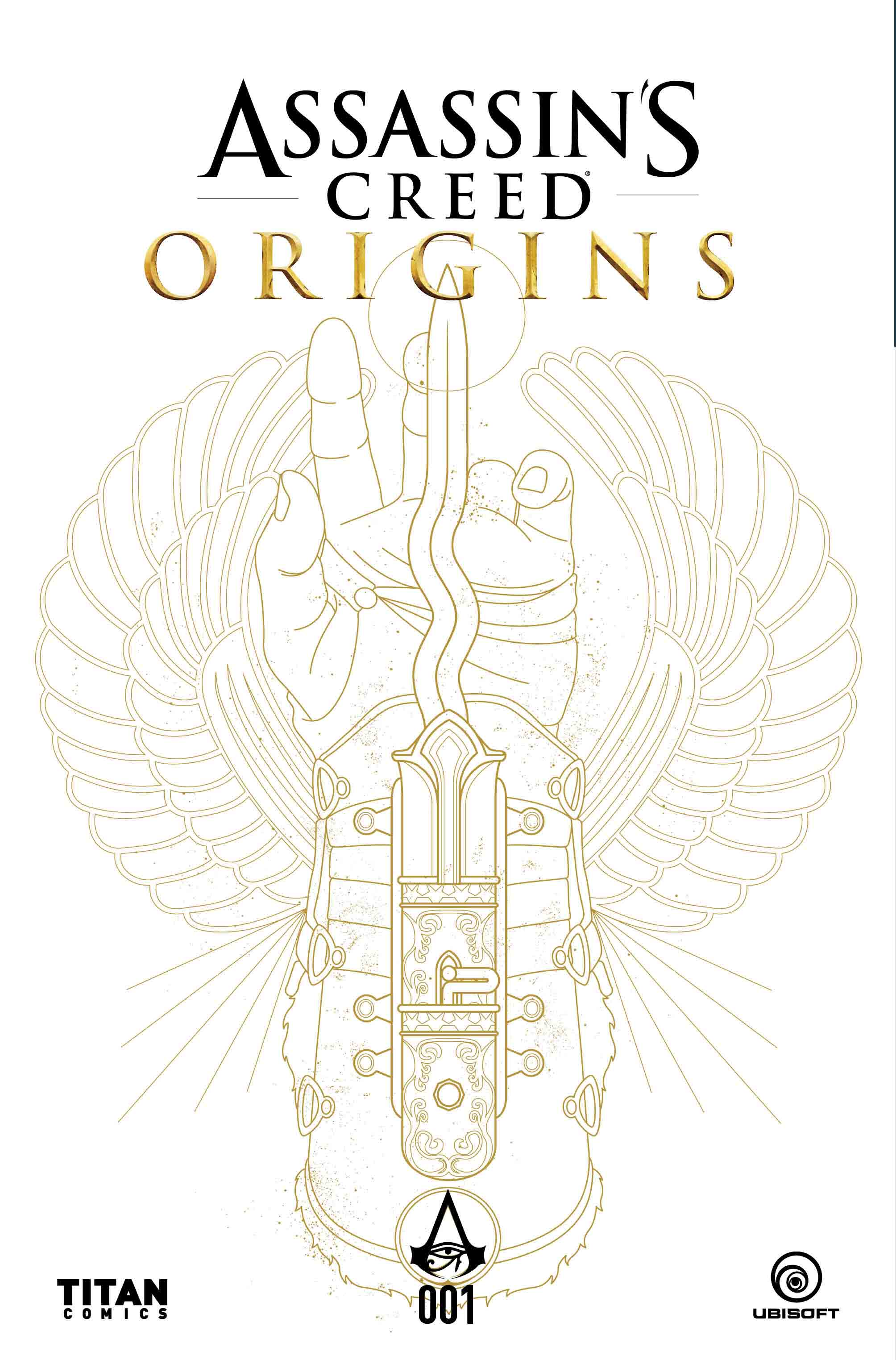 Cómics de Assassin's Creed Origins