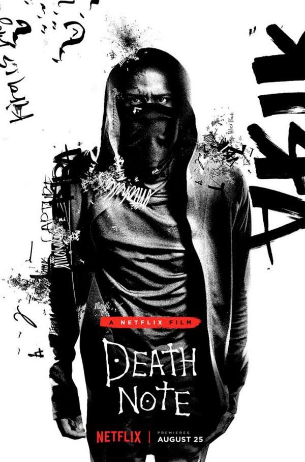 Death Note - L protagoniza el nuevo póster de la película de Netflix