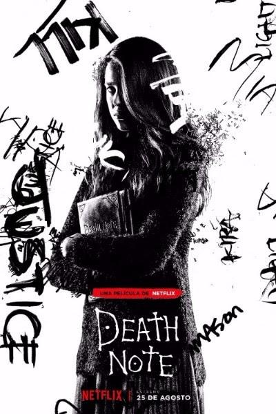 Death Note - Póster de Mia