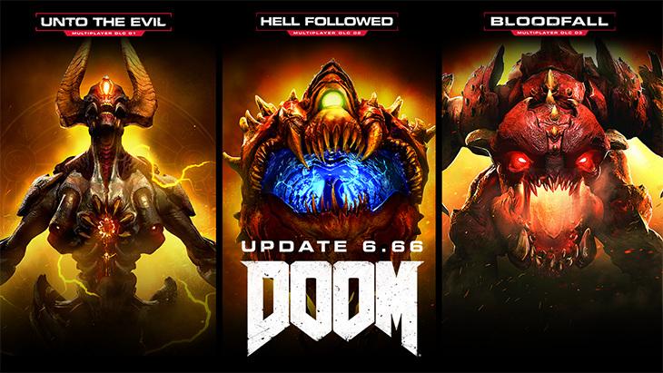 DOOM - Todos los DLC gratis