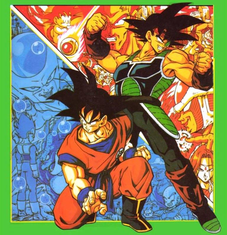 Dragon Ball Sagas