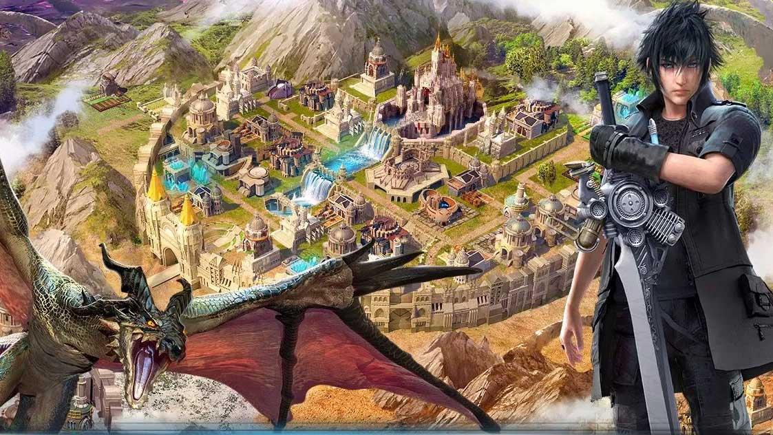 Final Fantasy XV A New Empire